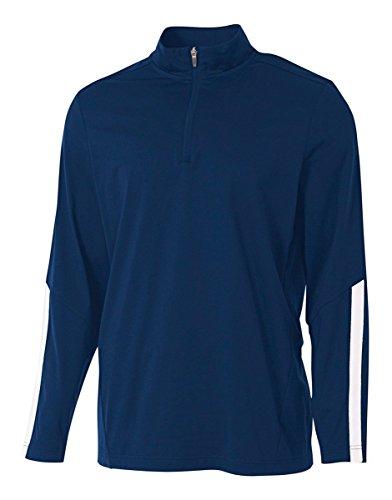 Men's League White Zip N4262 A4 N4262 4 Nvw Jacket 1 Navy wqwIB0dv
