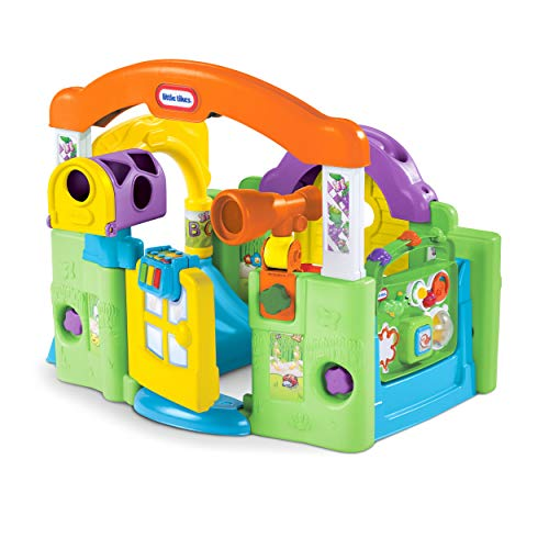 The Best Little Tikes Activity Garden Baby Playset