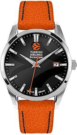 Jacques Lemans Reloj de Pulsera En Acero Inoxidable 1, Hombre
