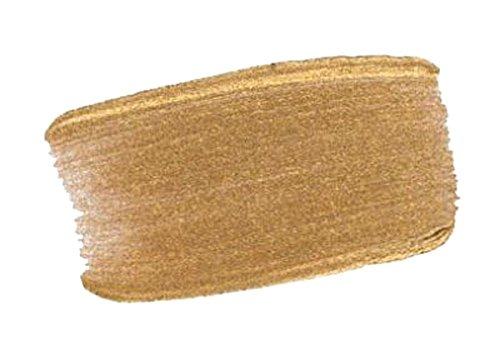 4 Oz Fluid Acrylic Iridescent Color Paints Color: Gold Deep (Fine) (Paint Golden 4 Oz Acrylic)