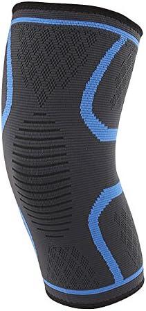 Dragonaur Kompressions-Kniebandage, Sport-Zubehör, warm, für Laufen, 1 Stück