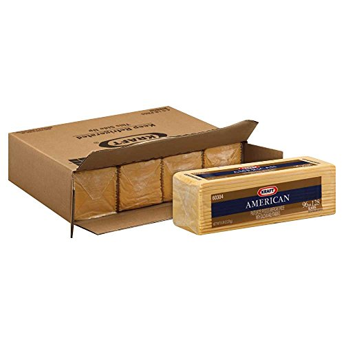 Kraft American Ribbon Sliced Cheese, 5 Pound -- 4 per case. by Kraft (Image #2)
