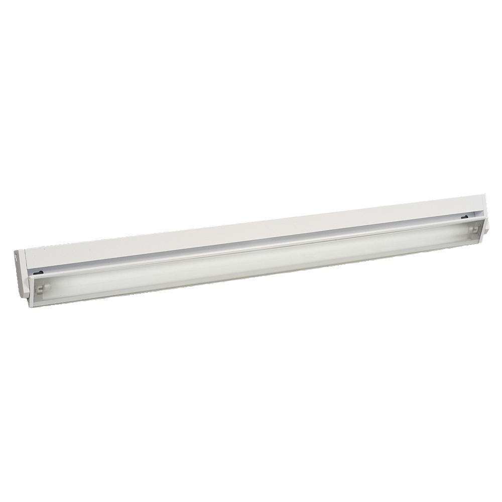 Galaxy Lighting 420436WH Hardwire Fluorescent Strip Under Cabinet by Galaxy Lighting