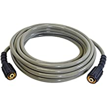 SIMPSON Cleaning 40224 3100 PSI Cold Water Replacement/Extension Hose for Gas and Electric Pressure Washers, 1/4-Inch by 25-Feet