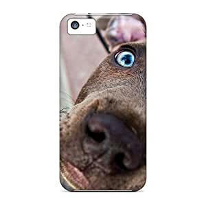 New Dog Looking Tpu Skin Case Compatible With Iphone 5c