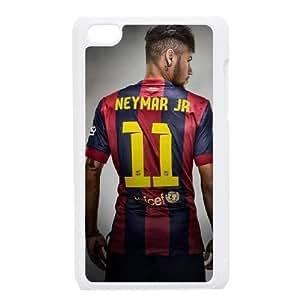 Neymar iPod Touch 4 Case White 8You300824