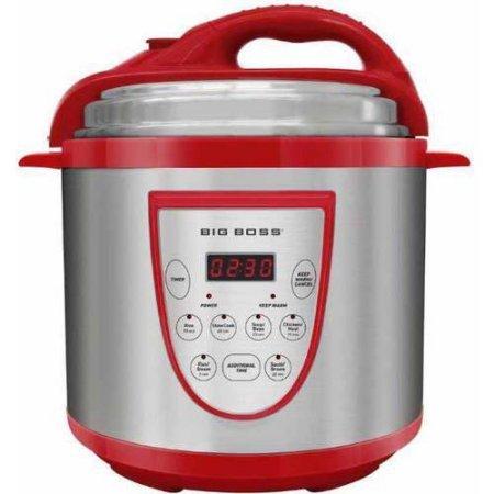 pressure cooker big boss - 8