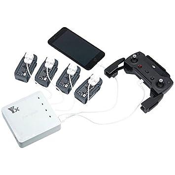 LWYANG 6 en 1 Multi batería Dual USB Control Remoto Teléfono ...