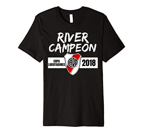 Soccer River Plate - Camiseta River Plate Campeon Soccer Fan T-Shirt