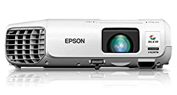 Epson V11H683020 PowerLite 955WH WXGA 3LCD Projector HDMI MHL 3200 Lumens