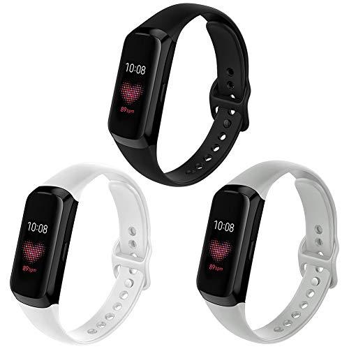 3 mallas para reloj Samsung Galaxy Fit SM-R370