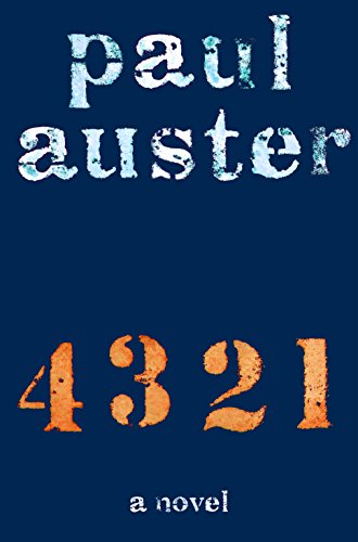 4 3 2 1 by Paul Auster | January Book List