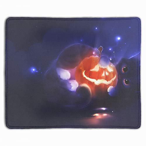 Mouse Pad Motiavation Quote Happy Halloween You Got This Inspirational Quote Mousepad Office Space Decor Home Office Computer Accessories ()