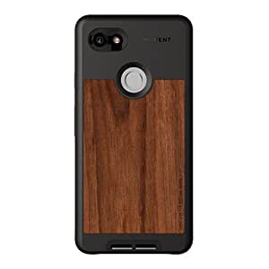 Pixel 2 XL Case || Moment Photo Case in Walnut Wood - Protective, Durable, Wrist Strap Friendly case for Camera Lovers.