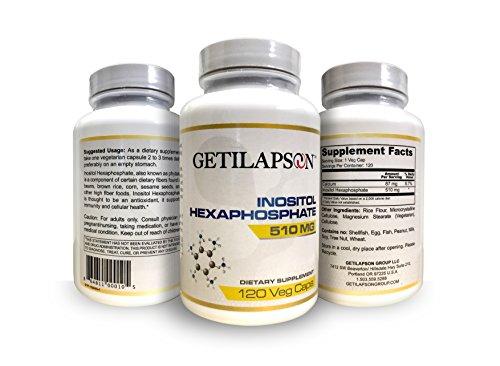 Getilapson Inositol Hexaphosphate by Getilapson