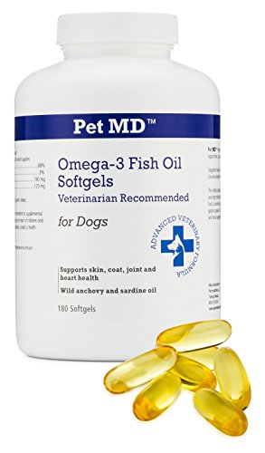 pet-md-omega-3-fish-oil-supplement-for-dogs-skin-coat-joint-and-heart-health-180-softgels