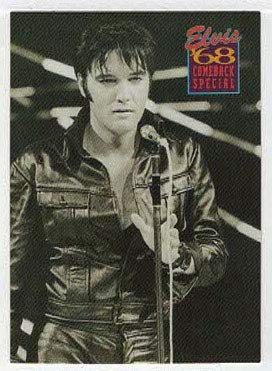 Elvis '68 Comeback Special - Trouble (Trading Card) The Elvis Collection - Series One - 1992 The River Group # 388 - ()