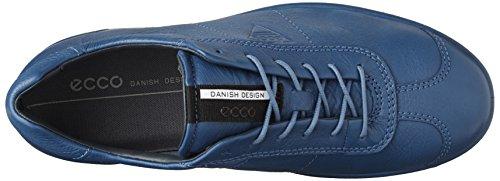 Ecco Mens Soft 1 Mens Sneaker Blu (cobalto)