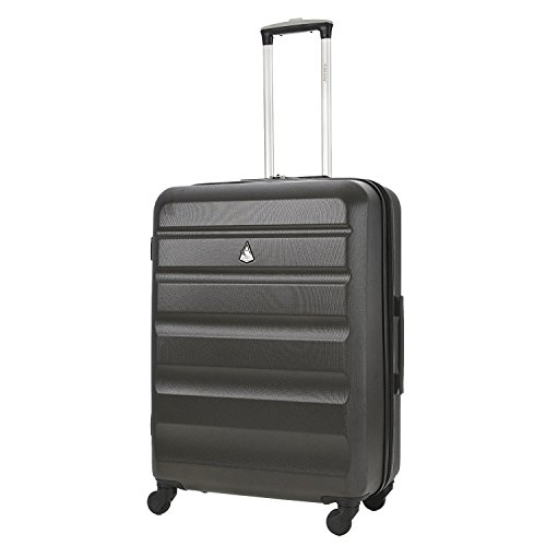 Aerolite Medium Super Lightweight ABS Hard Shell Travel Hold Check In...