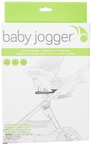 Baby Jogger Select/LUX Britax CSA Adapter, Black by Baby Jogger (Image #1)