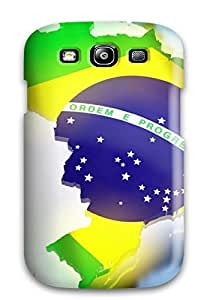 High Quality BTQOfPa11005wFOIo 2014 Fifa World Cup Brazil pc Case For Galaxy S3