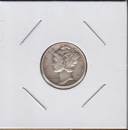 1944 S Winged Liberty Head or