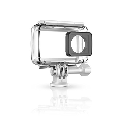 YI 4K Action Camera Waterproof Case 40m Underwater IP68 for Discovery Lite/4K/4K+ (Official Version)