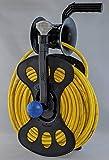 FreeReel - 100 ft 12/3 Heavy Duty Extension Cord