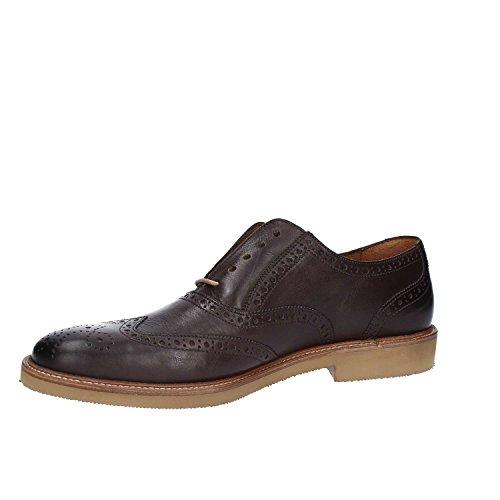 MARITAN 140672 Lace-up heels Man Braun 45