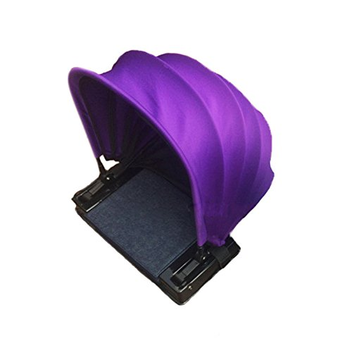 HOT SALE! Portable Sun Beach Shader Protection Tent Outdoor Personal Face Shade Canopy (Purple, - Polar Sports Sunglasses