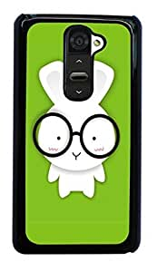 Bunny rabbit Hard Case for LG Optimus G2 D800/D801