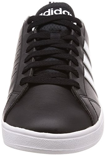 adidas Vs Advantage, Men's Running Shoes Black (Negbas / Ftwbla / Ftwbla)