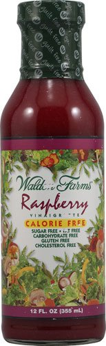 - Walden Farms Calorie Free Dressing Raspberry Vinaigrette -- 12 fl oz - 2 pc