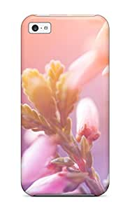 Best Excellent Iphone 5c Case Tpu Cover Back Skin Protector Morning Blossom 7671372K84351339