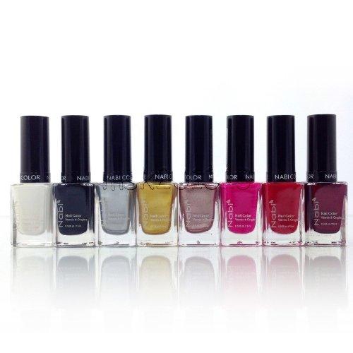 nail polish basic colors set - 1