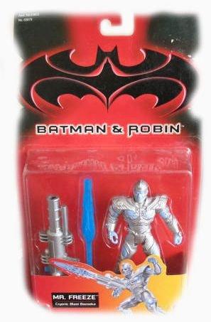 Mr Freeze Baman
