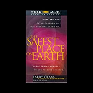 The Safest Place on Earth Hörbuch