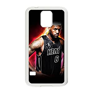 lebron james miami heat Phone Case for Samsung Galaxy S5