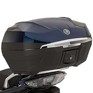 yamaha fjr1300 50 liter top case cobalt blue 1mcf84a8v000 automotive. Black Bedroom Furniture Sets. Home Design Ideas