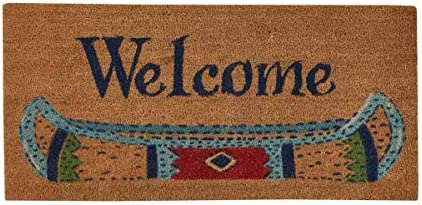 Park Designs Canoe Welcome Doormat
