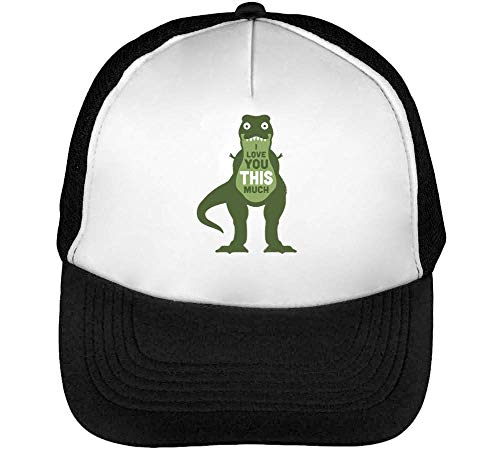 Blanco You Much Beisbol Snapback Gorras Negro This Dinosaur I Hombre TpR4nqp