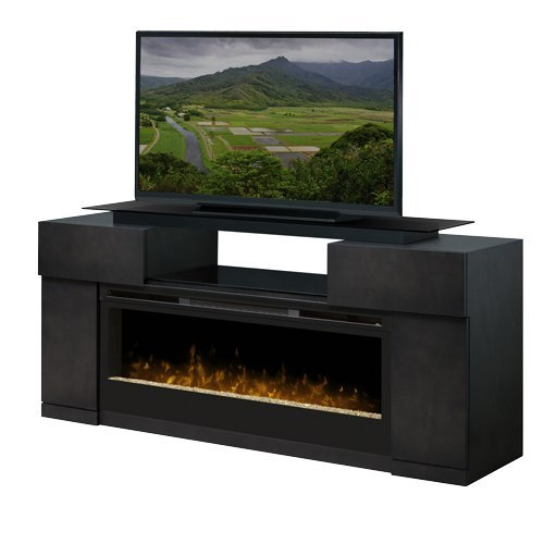 Dimplex Concord Electric Fireplace Entertainment