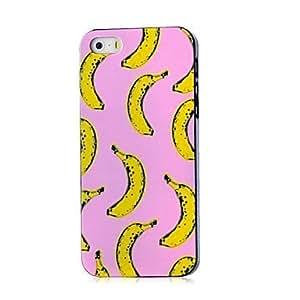 Zaki- Banana Pattern Hard Case for iPhone 4/4S