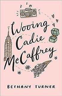 Book Cover: Wooing Cadie McCaffrey
