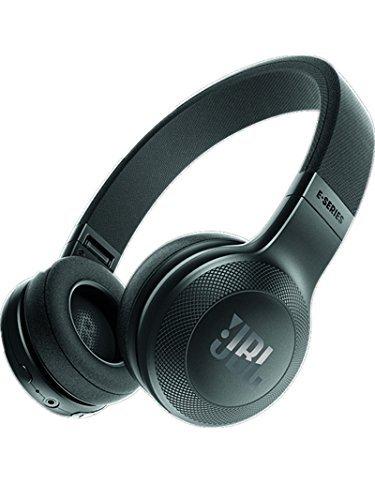 JBL E45BT On-Ear Wireless Headphones (Black) by JBL