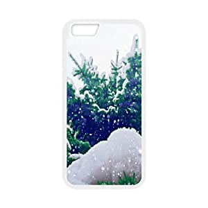 IPhone 6 Case Let it Snow, - [White] Sexyass