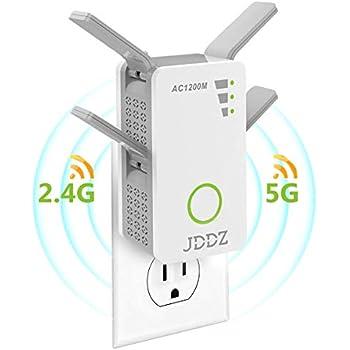 Amazon Com Wifi Range Extender Wireless Repeater