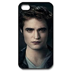 C-EUR Customized Print Edward Cullen Pattern Back Case for iPhone 4/4S