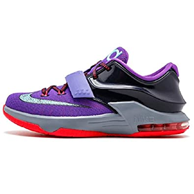 new style e7e89 b5a1f ... clearance nike air zoom kevin durant kd vii 7 indoor shoes purple black  turquoise beb3a f77b3