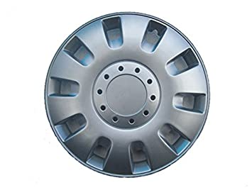 "Classic 1 X Tapacubo Rueda Apertura pulgadas 15 ""óptica de aluminio Tapacubos pulgadas"